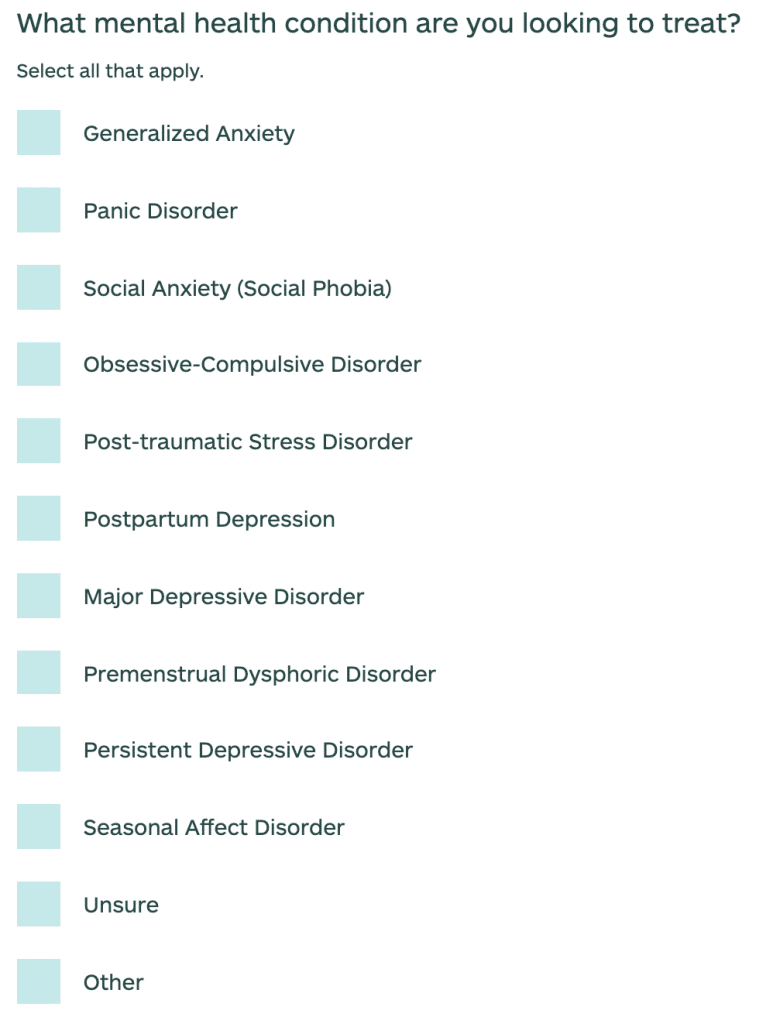 alpha medical mental health support offerings