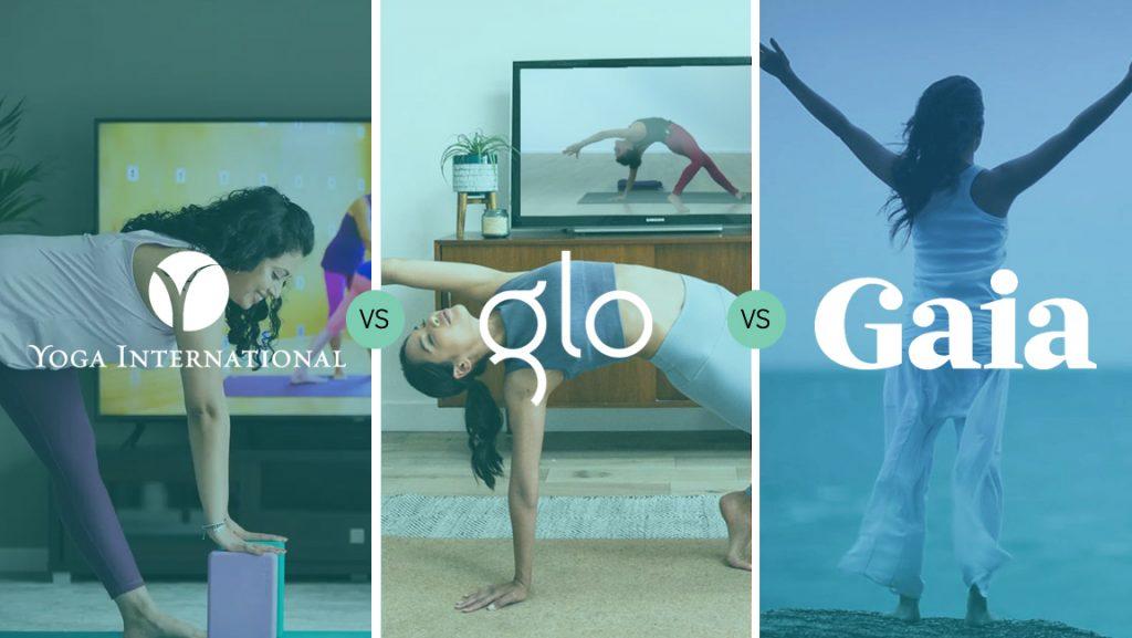 yoga international vs glo vs gaia featured image
