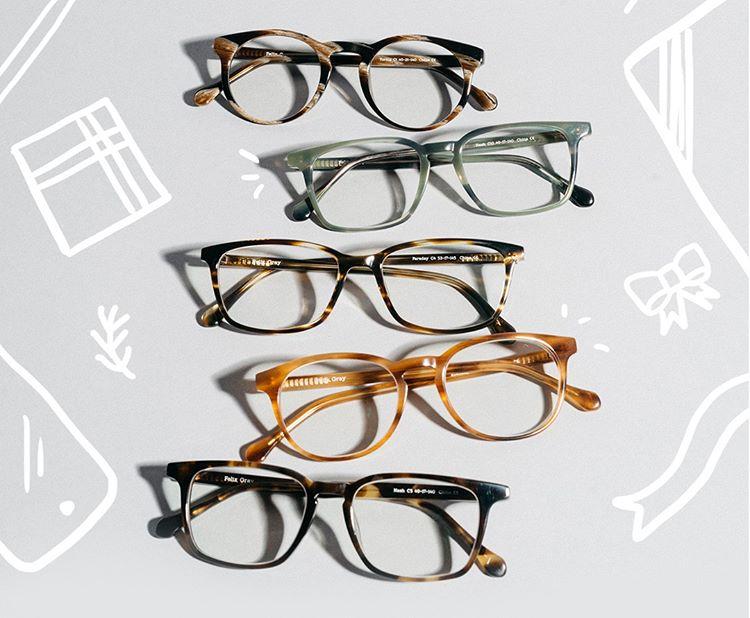 felix gray glasses