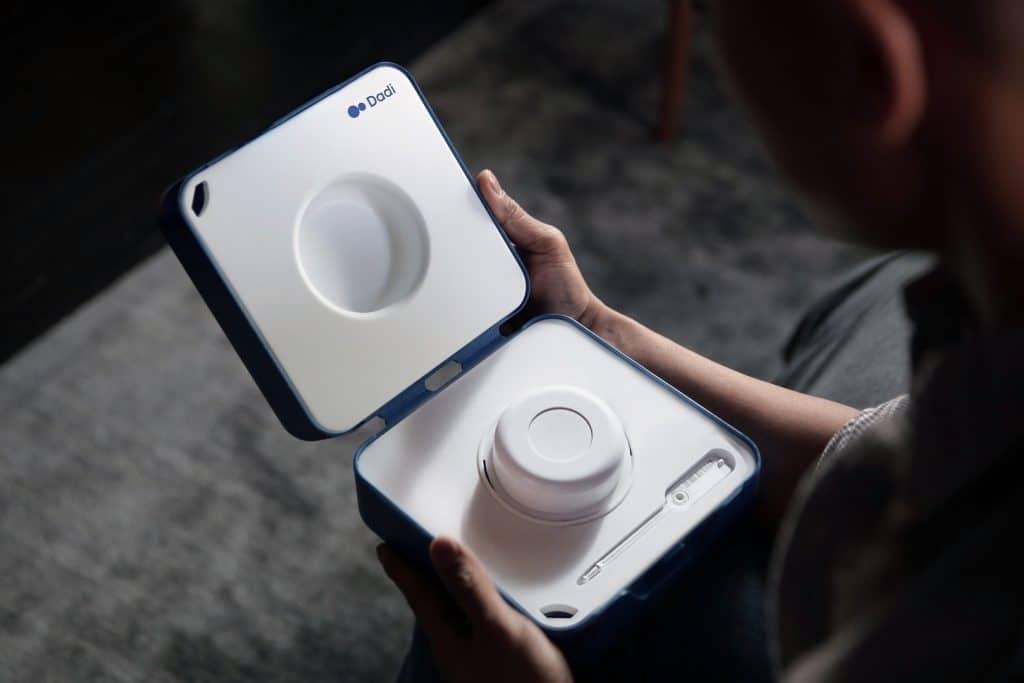product shot of open dadi kit