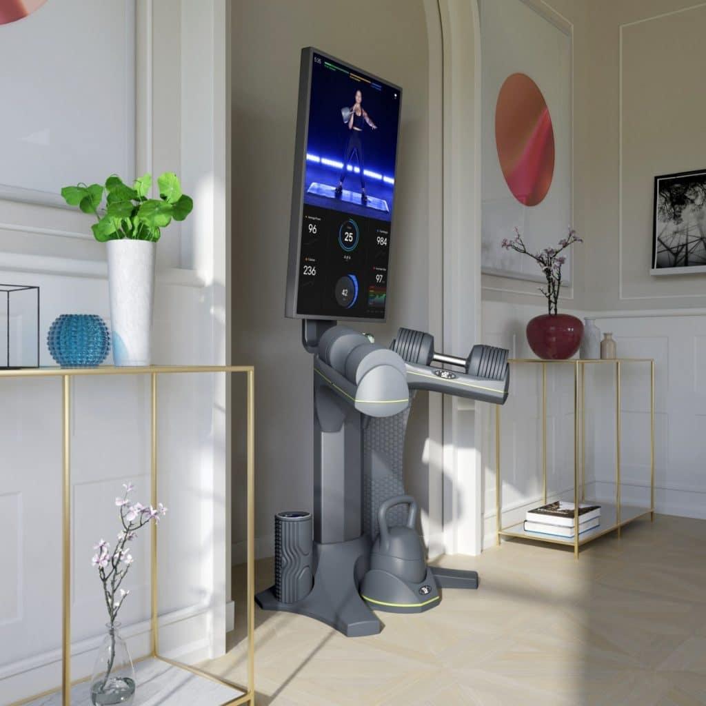 JaxJox Interactive Studio side shot