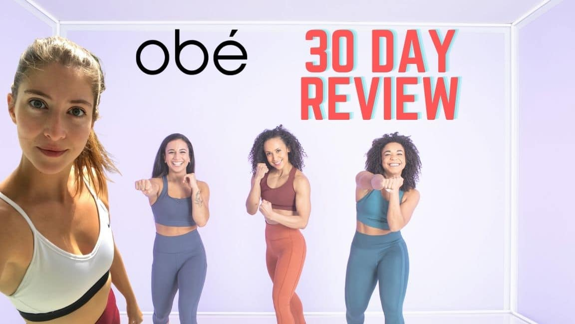 Obé Fitness featured image