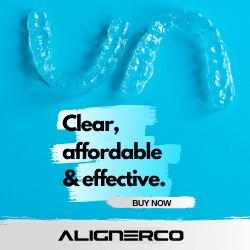 AlignerCo display ad