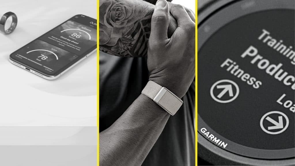 oura ring vs whoop vs garmin featured image no logo