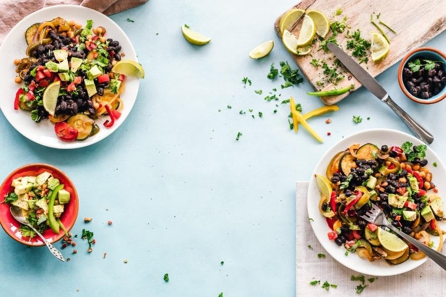 Healthy foods by Ella Olsson