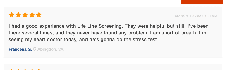 Life Line Screening review Reviewsio 1
