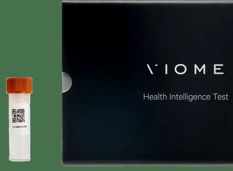 Viome testing kit