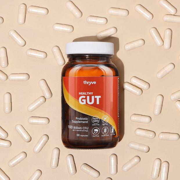 thryve gut probiotics product shot